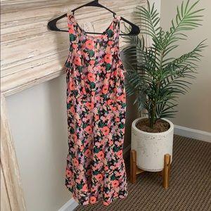J.Crew floural dress